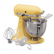 Artisan Series Tilt-Head Stand Mixer, 5-Quarts - Majestic Yellow
