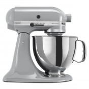 Artisan Series Tilt-Head Stand Mixer, 5-Quarts - Metallic Chrome
