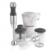 3 Speed Chrome Blender