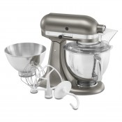 Architect Series Tilt-Head Stand Mixer, 5-Quarts - Cocoa Silver