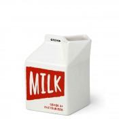 All in Good Taste Piping Hot - Milk Carton Figural Creamer, 11.5cm, 415ml