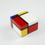 Square Box, 12.5x12.5cm