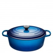 Cookware - Oval French/Dutch Oven, 40x25cm, 6.3L