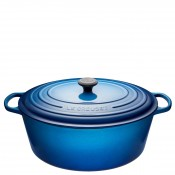 Cookware - Oval French/Dutch Oven, 45x28.5cm, 8.9L