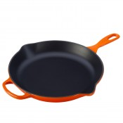 Iron Handle Skillet 30 cm