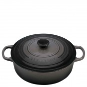 Cookware - Shallow Round French/Dutch Oven, 30cm, 6.2L