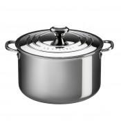 Stock Pot with Lid, 8.5L