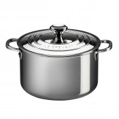 Stock Pot with Lid, 10.4L