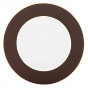 Palatial Garden Brown Charger, 29.8 cm
