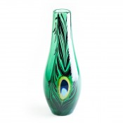 Peacock Vase, 36cm - Limited Edition
