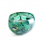 Peacock Bowl, 23cm - Limited Edition