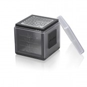 Black Cube Grater
