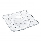 Square Plate, 28cm