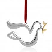 Dove Ornament, 10cm