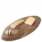 Cheese Board with Knife, 53cm