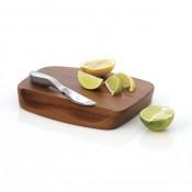 Bar Board with Knife, 23cm