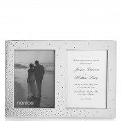 "Double Invitation Frame, 13x18cm (5""x7"")"