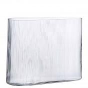 Crystal Vase, 21cm
