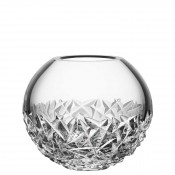 Globe - Crystal Vase/Rose Bowl, 17cm - Large