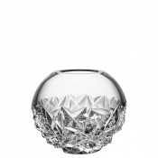 Globe - Crystal Vase/Rose Bowl, 11cm - Small