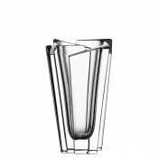 Crystal Vase, 18.5cm - Small