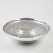 Bowl with Silver Centre, 22cm