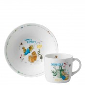Boy's 2-Piece Dinner Set
