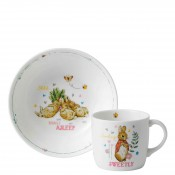 Girl's 2-Piece Dinner Set