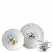 Boy's 3-Piece Dinner Set