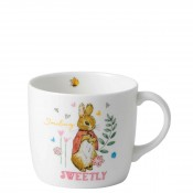 Girl's Single Handled Mug, 7cm, 205ml