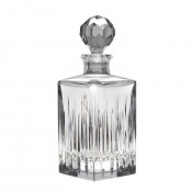 Square Spirit Decanter, 765ml