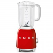 50's Retro Style - 4-Speed Blender, 1.5L - Red