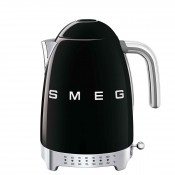 50's Retro Style - Variable Temperature Kettle, 27.5cm, 1.7L - Black