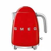 50's Retro Style - Kettle, 25cm, 1.7L - Red