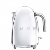 50's Retro Style - Kettle, 25cm, 1.7L - Stainless Steel