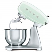 50's Retro Style - 600W Stand Mixer, 4.8L  - Pastel Green