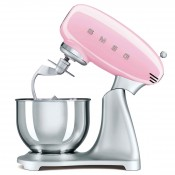 50's Retro Style - 600W Stand Mixer, 4.8L  - Pink