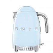 50's Retro Style - Variable Temperature Kettle, 27.5cm, 1.7L - Pastel Blue