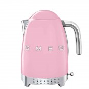 50's Retro Style - Variable Temperature Kettle, 27.5cm, 1.7L - Pink