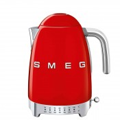 50's Retro Style - Variable Temperature Kettle, 27.5cm, 1.7L - Red