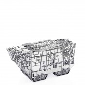 Sandcrawler Keepsake/Trinket Box, 14x4.5cm