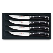 4-Piece Steak Knives, 11cm
