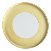 Domo - Gold Charger/Service Plate, 33cm