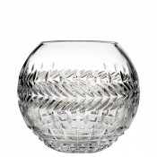 Meg Rose Bowl, 21.5cm - Clear