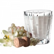 Luma Scented Candle, 10cm - Champagne Fragrance