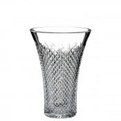 Alana Crystal Vase, 20.5cm