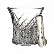 Wild Atlantic Way Ice Bucket with Ice Tongs, 19 cm