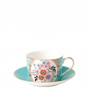 Teacup & Saucer, 145ml - Imperial Shape - Camellia