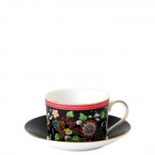 Teacup & Saucer, 145ml - Imperial Shape - Oriental Jewel
