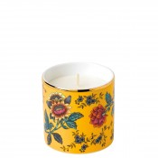 Scented Candle, 8.5cm - Yellow Tonquin
